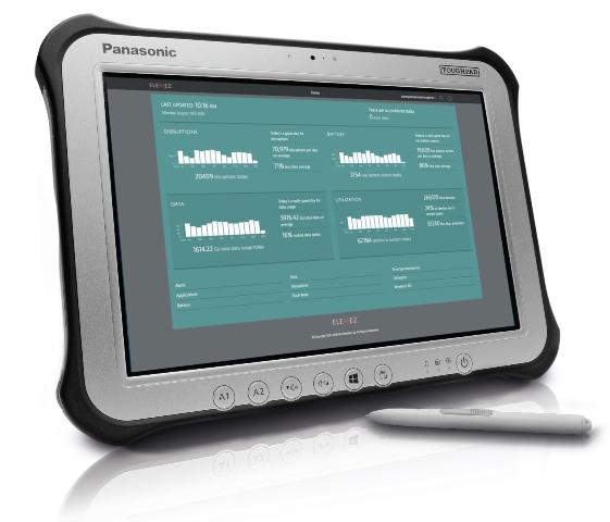 Większa wydajność urządzeń Toughbook i Toughpad