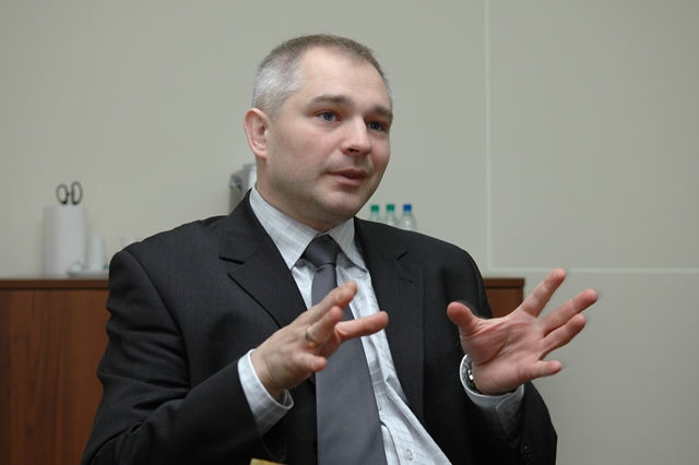 Wojciech Waliczek - Business Manager MP Central Europe Rail Applications EMEA EnerSys