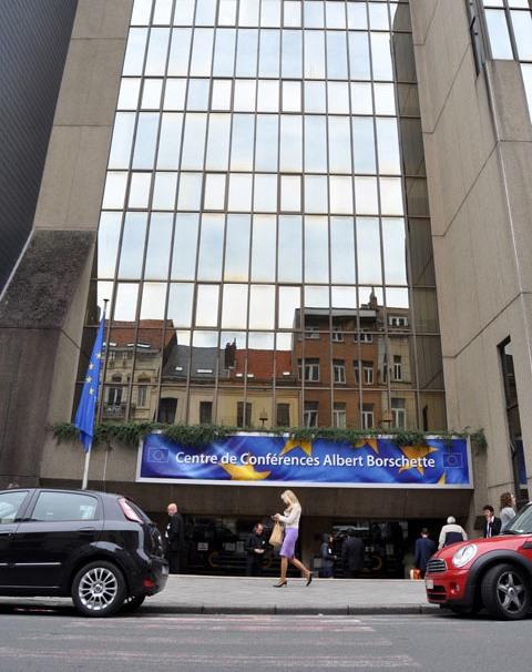 Spotkanie dotyczące tachografów w Brukseli