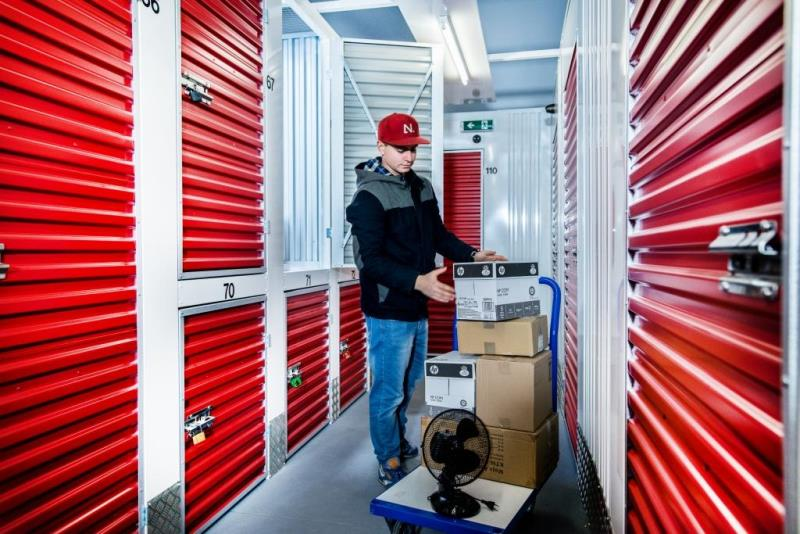 W Sosnowcu powstały nowoczesne self-storages