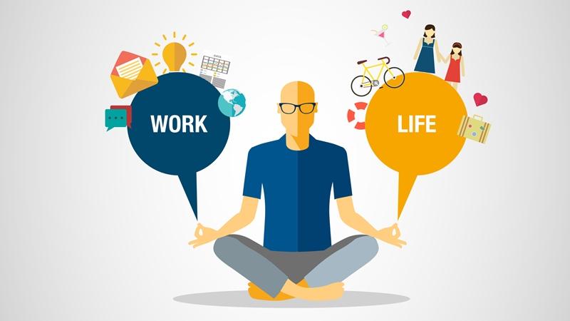 Równowaga pomiędzy pracą a życiem prywatnym