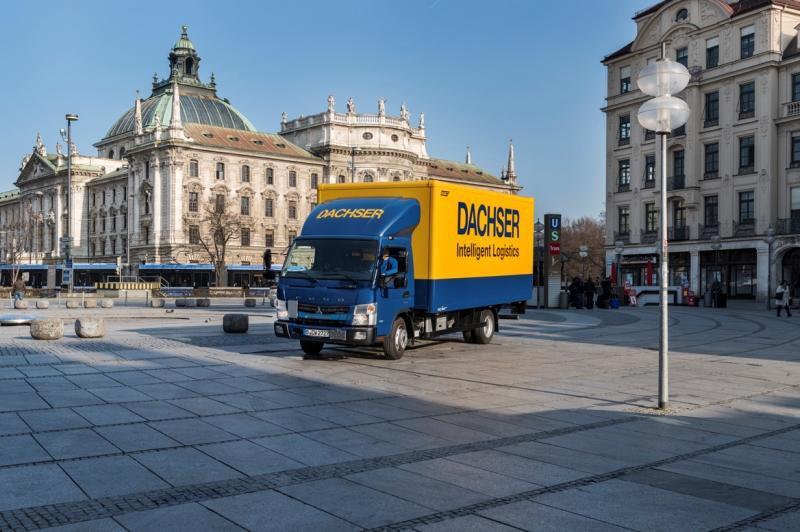 Megawyzwania logistyczne w mega miastach