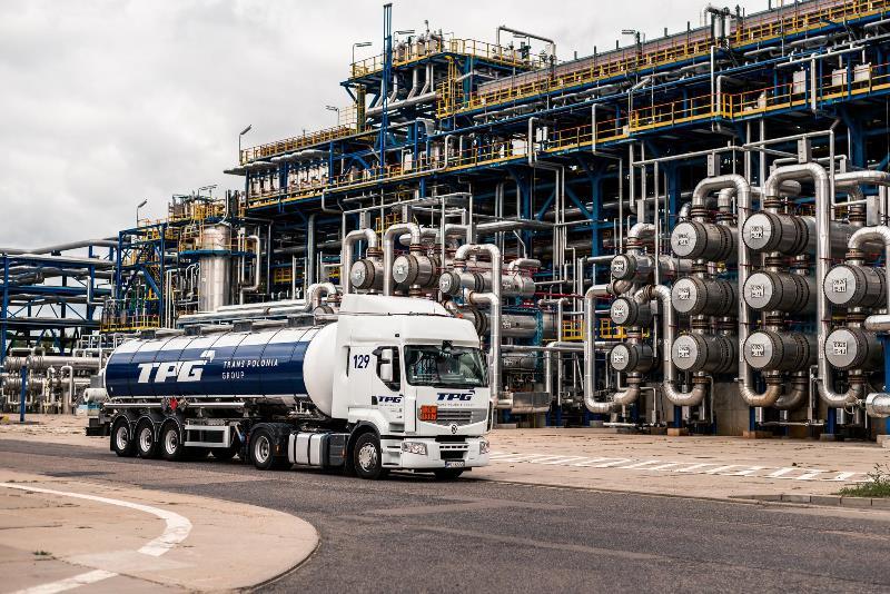 Wysoka dynamika wzrostu operatora paliw płynnych