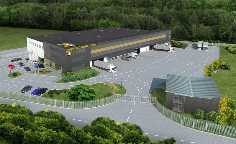 Waimea Cargo Terminal Rzeszów-Jasionka wynajęty