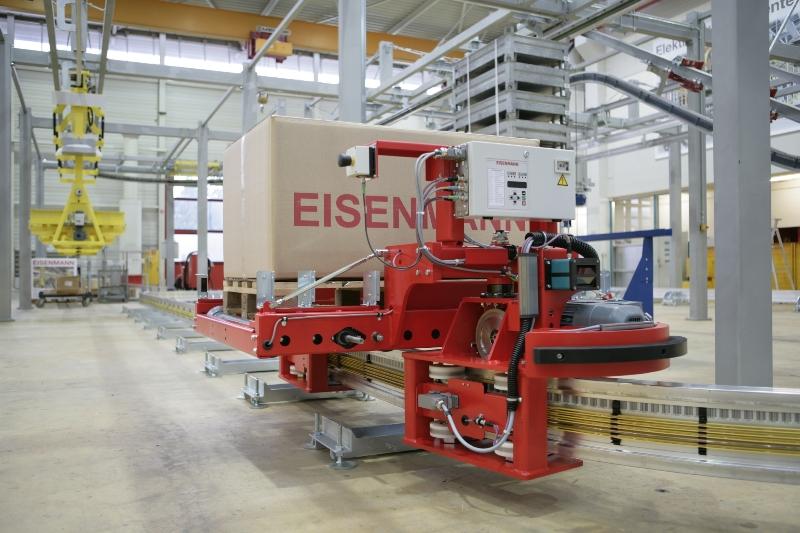 Automatyzacja logistyki centrum dystrybucyjnego