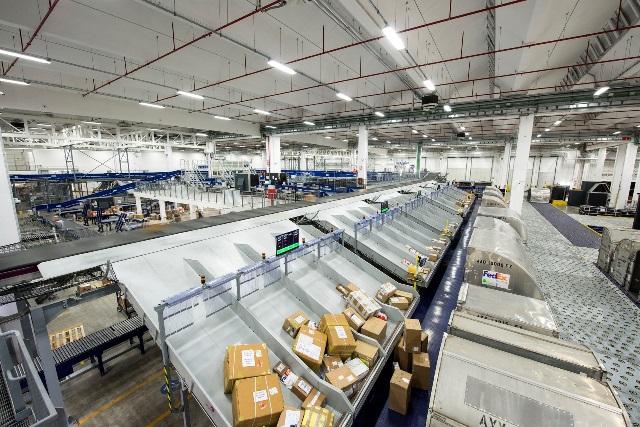 FedEx otwiera nowy hub we Włoszech