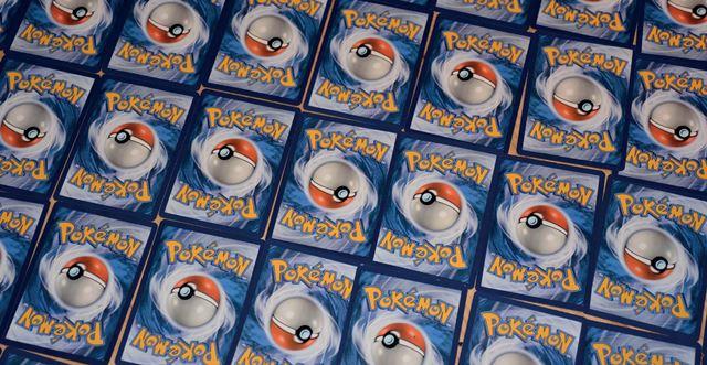 Pokémony w magazynie DSV