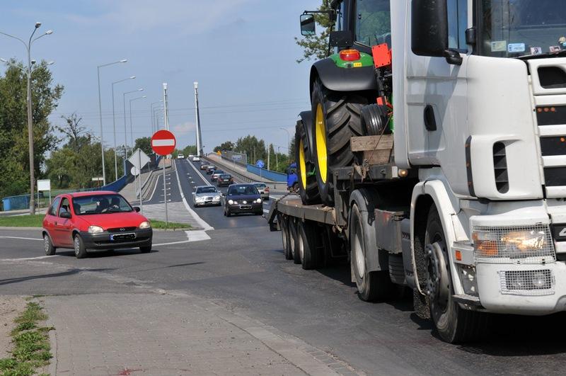 Transparentne przepisy w  transporcie drogowym
