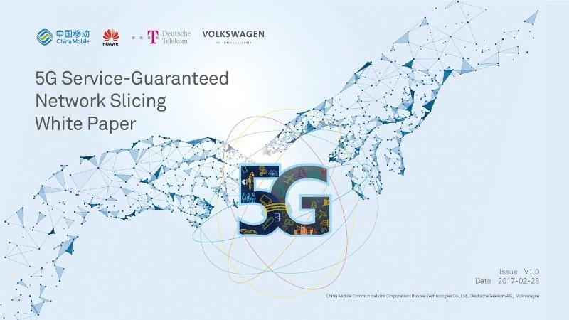 Wizja usługi 5G w raporcie gigantów biznesu