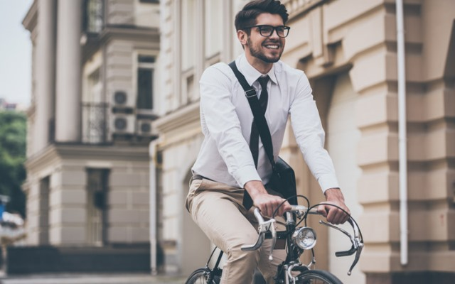 Zabierz rower do pracy