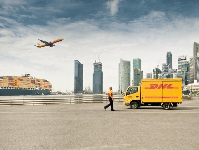 DHL Global Forwarding otrzymał podwójny tytuł