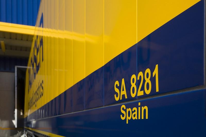 Logistyczna integracja