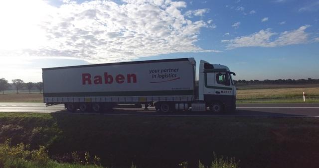 Nowy oddział Grupy Raben w Rumunii