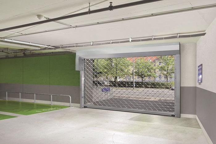 Rozwiązanie do garaży i parkingów podziemnych