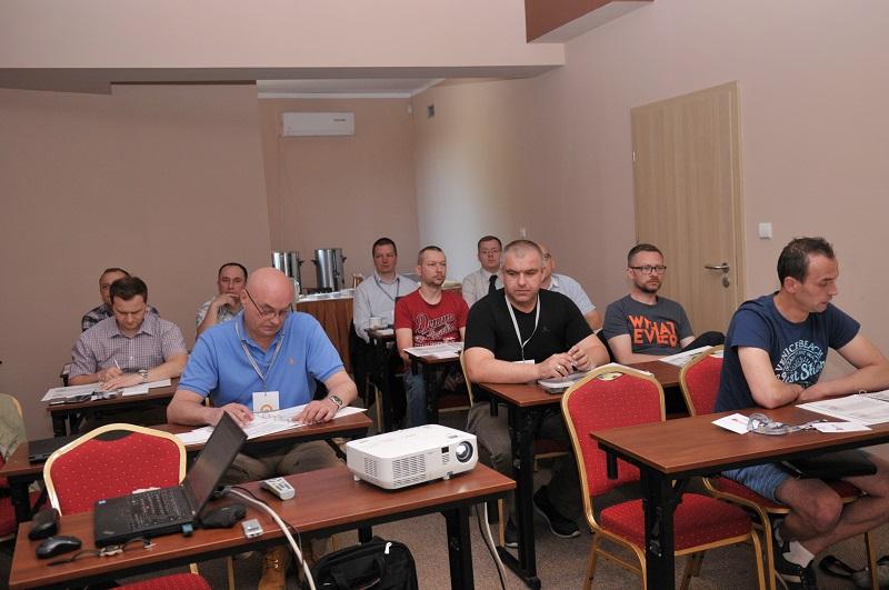 Pierwsze szkolenie specjalistów PRSES