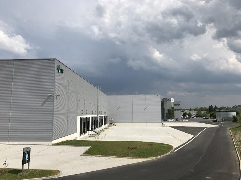 Budynek Prologis z oceną BREEAM w Czechach