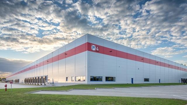 P3 powiększa park logistyczny w Mszczonowie