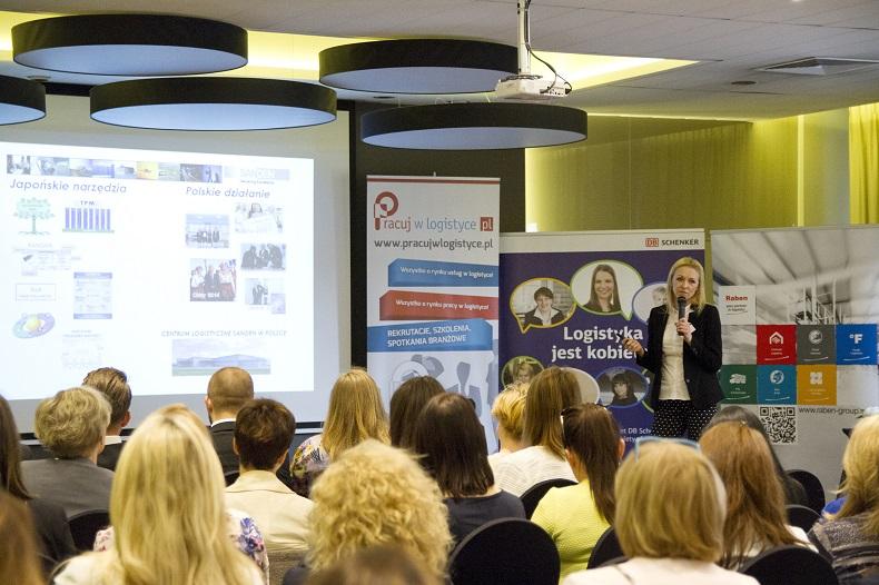 Logistyka plus – relacja z 6. Forum Kobiet w Logistyce