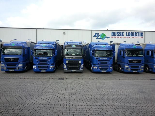 Grupa Raben przejmuje Busse Logistik