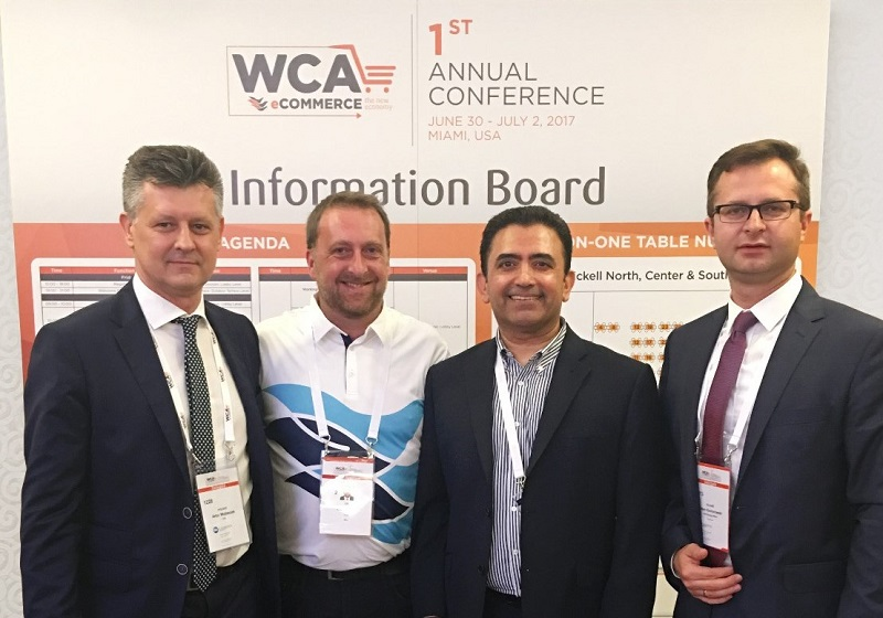 Pierwsza konferencja transgranicznej logistyki  e-handlu