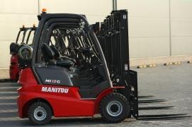 Nowy wózek widłowy Manitou MI15 G- 5 lat gwarancji