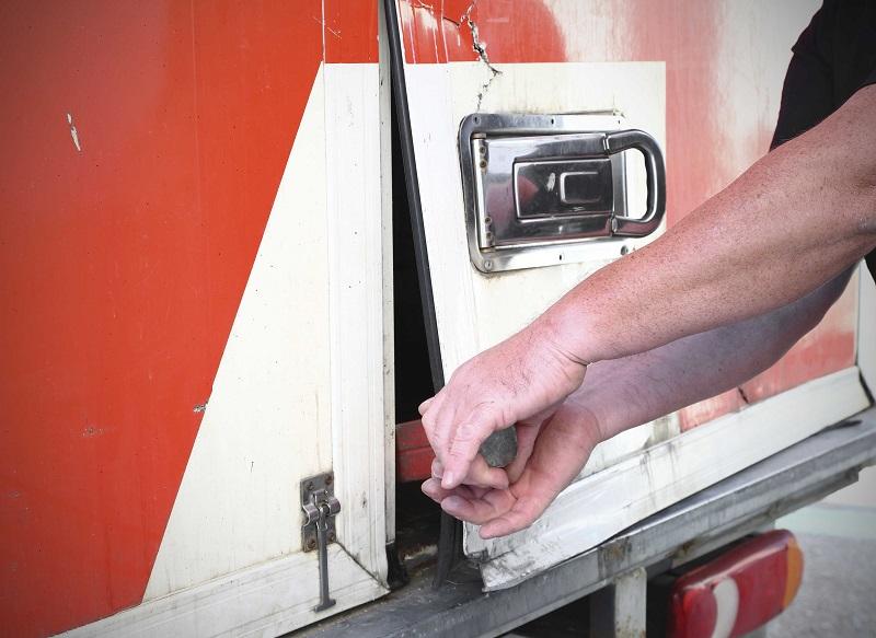 Przestępstwa w obszarze transportu ładunków