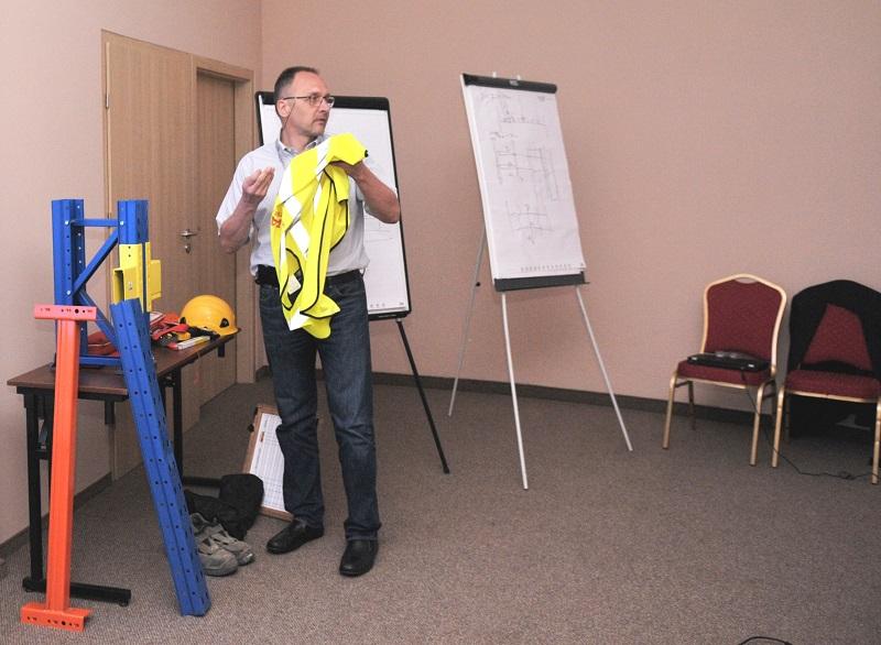 Szkolenie specjalistów przeglądu regałów
