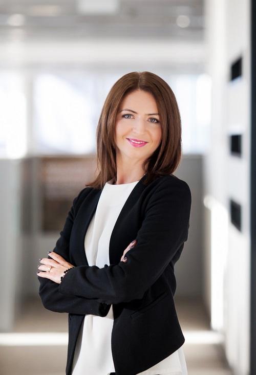 Joanna Sinkiewicz, Partner, Dyrektor Działu Powierzchni Przemysłowych i Logistycznych, Cushman & Wakefield
