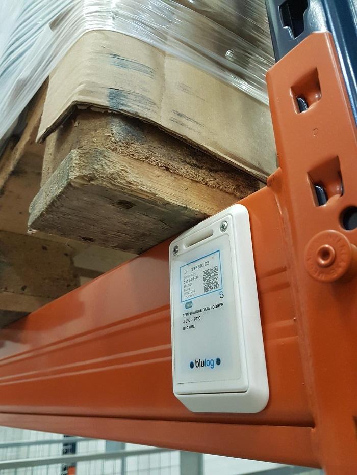 RFID kontroluje temperaturę w łańcuchu dostaw
