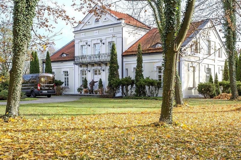25 lat UPS w Polsce
