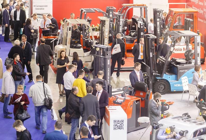 Sukces logistycznych targów w Moskwie