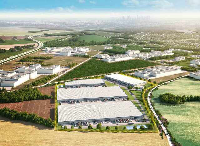 Nowa lokalizacja centrum logistycznego