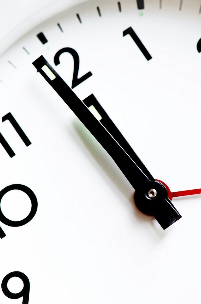 Zmiana czasu w tachografie