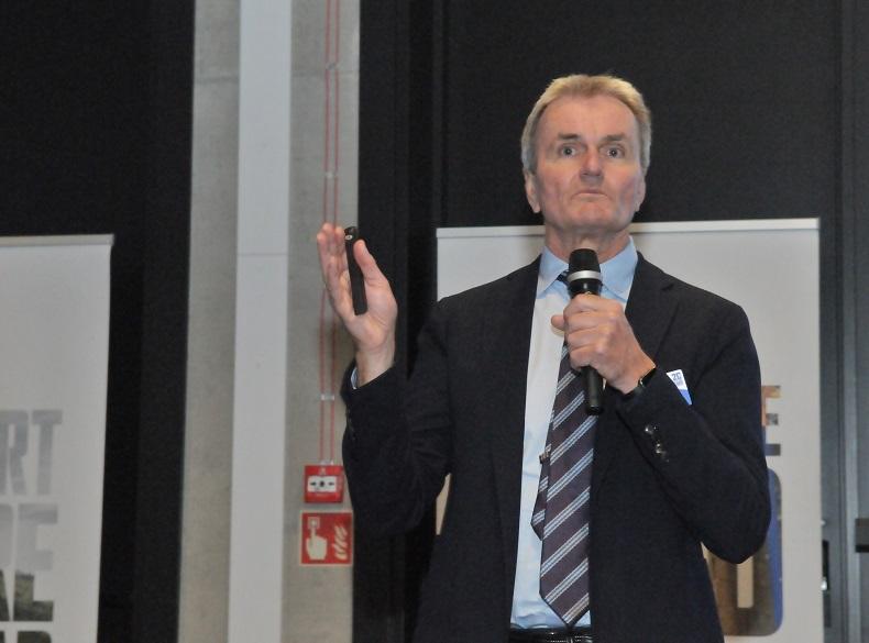 Pierre Marcouiller, Prezes Zarządu CAMSO