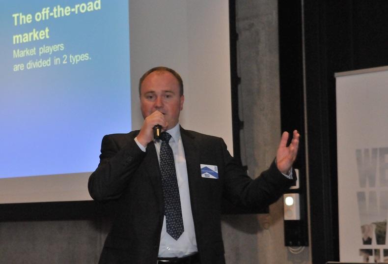 Krzysztof Polesiak - Prezes Zarządu CAMSO Polska S