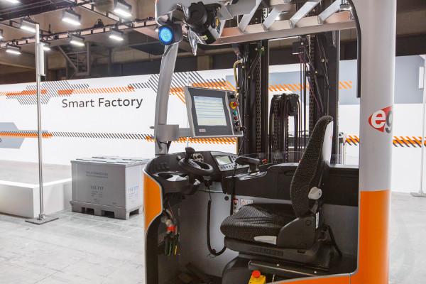 Audi automatyzuje centrum dystrybucyjne