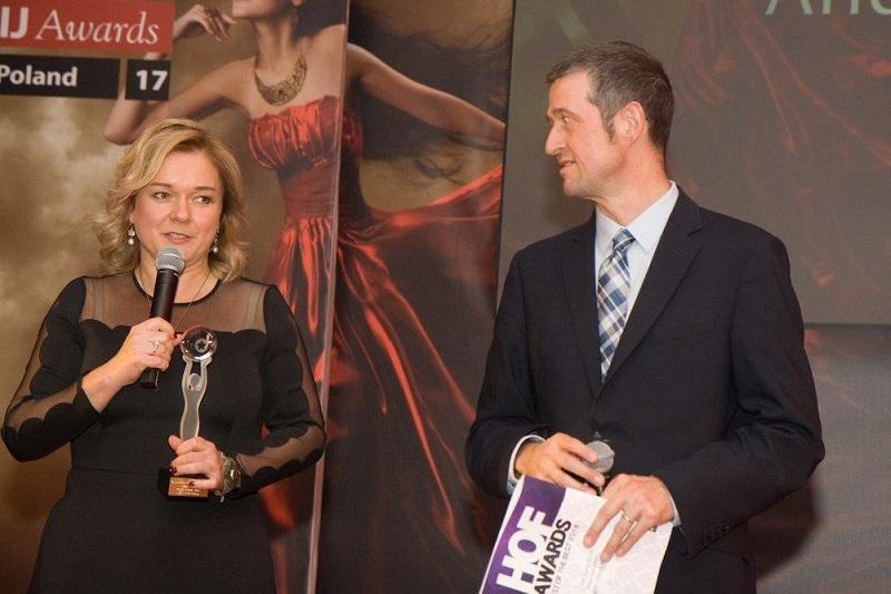Dwie nagrody w konkursie  CIJ Awards Poland