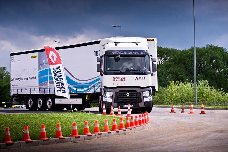 Konkurs o bezpieczeństwie na drodze