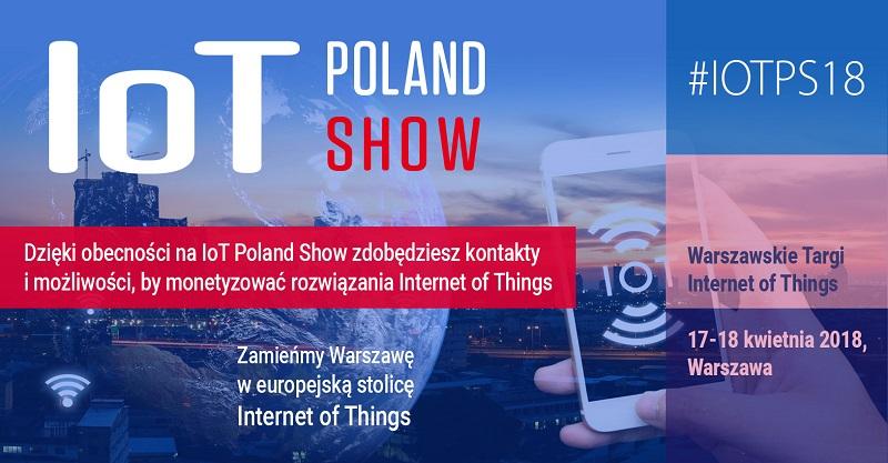 Pierwsze targi Internetu rzeczy w Polsce