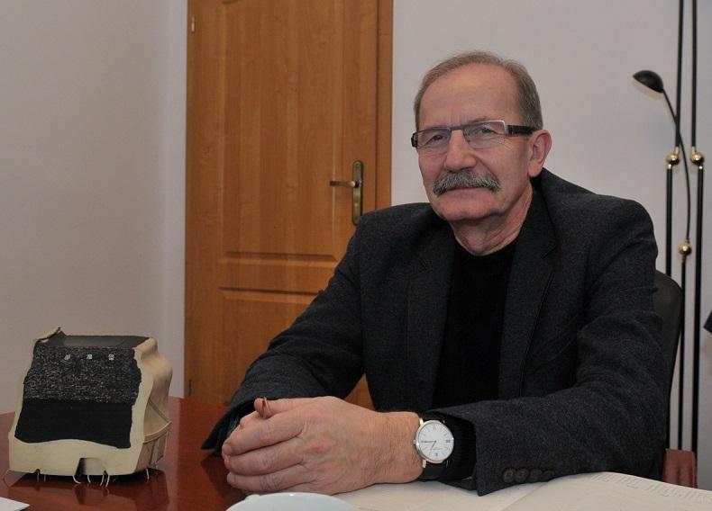 Piotr Myszkowski_dyrektor zakładu nr 2 w Bolechowie