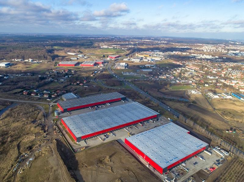 Koniec rozbudowy CL Gdańsk Kowale VI
