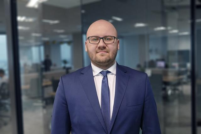 Marcin Łukoszko dołączył do zespołu Cresa