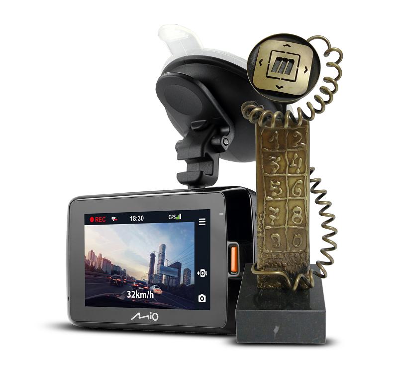 Złoty Bell dla wideorejestratora