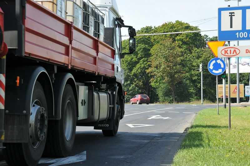 Dominacja  polskich firm na europejskim rynku TSL