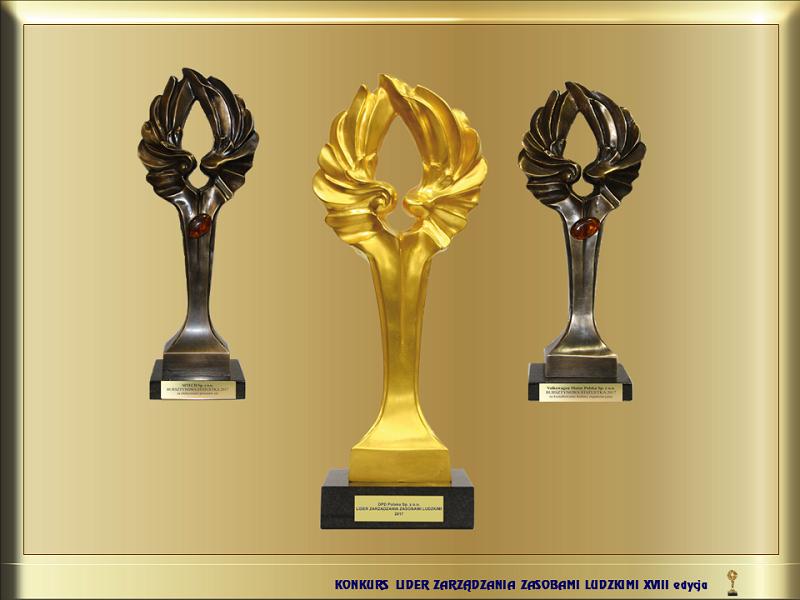 Nagrodzone najwyższe standardy zarządzania