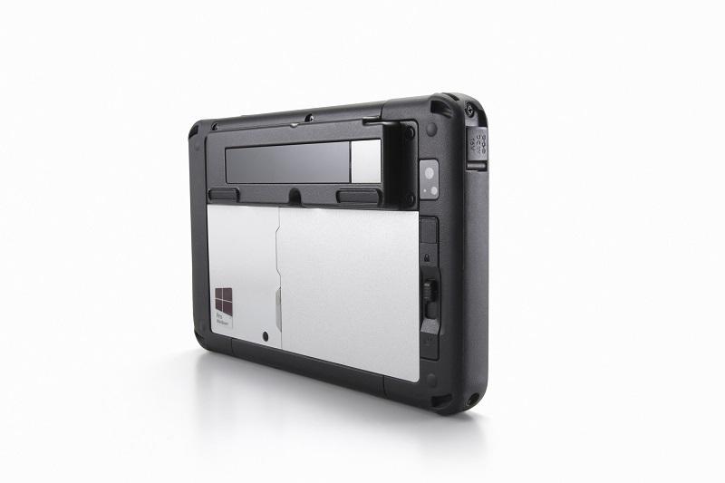 Tablet z kamerą termowizyjną