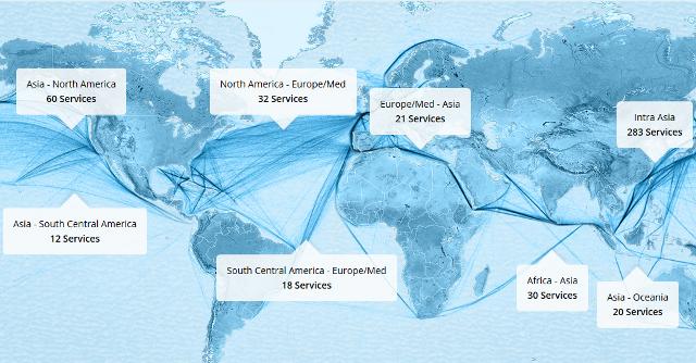 Pierwsza cyfrowa platforma usług morskich