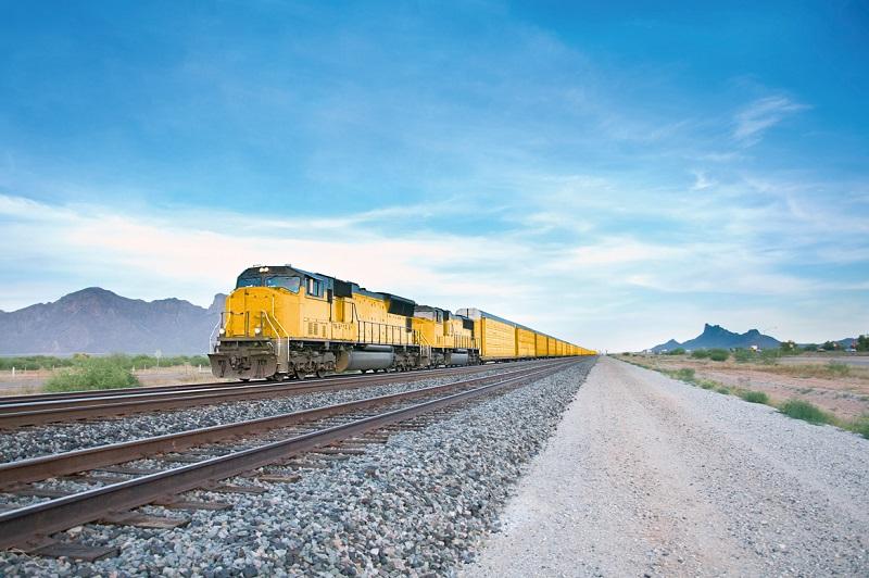 Euroazjatycki transport koleją