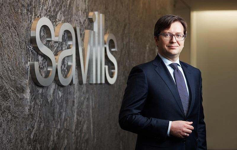 Marek Paczuski, zastępca dyrektora działu doradztwa inwestycyjnego Savills w Polsce