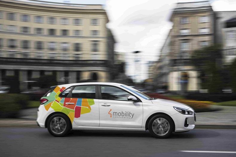 Sukces usług car sharing w Polsce